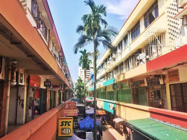 Sabah Street View